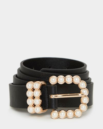 Pearl D-Ring Belt