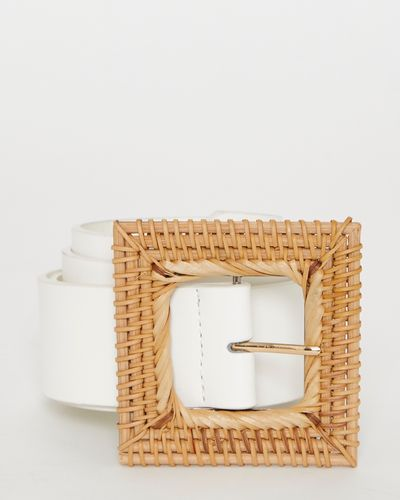 Square Wicker Buckle thumbnail