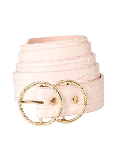 Two Buckle Belt