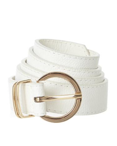 whiteEssential Belt