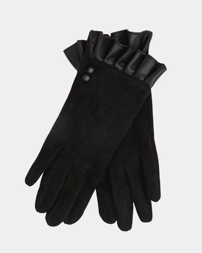 Button Glove