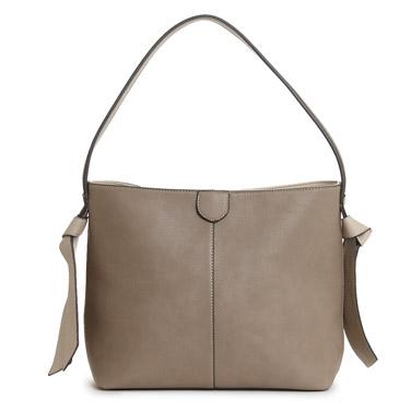 taupeAnna Hobo Bag