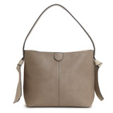 taupe Anna Hobo Bag