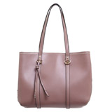 blush Amber Shopper