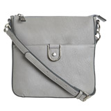 grey Bella Crossbody