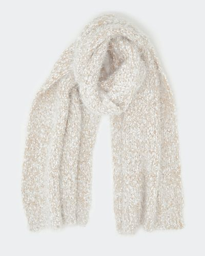 Eyelash Lurex Scarf