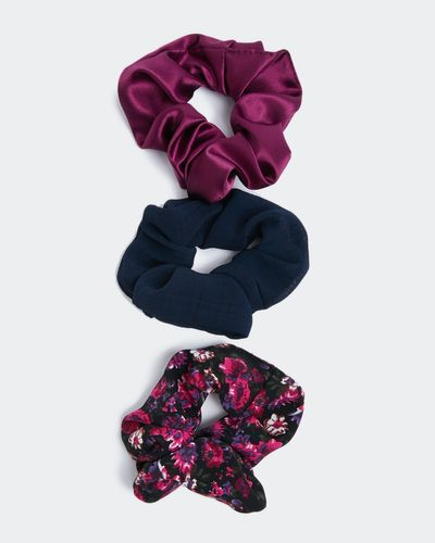 Scrunchies - Pack Of 3