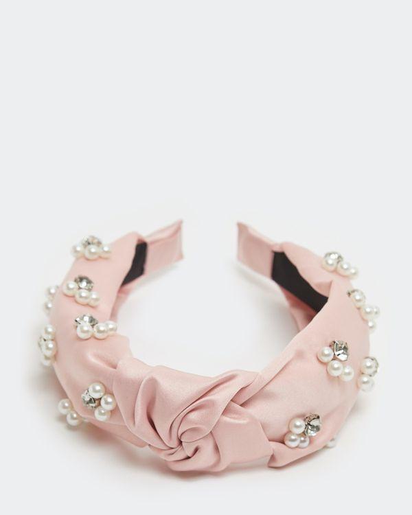Pearl Embellished Hairband