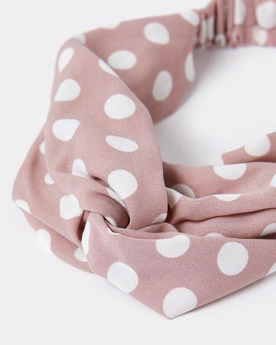 Soft Print Hairband
