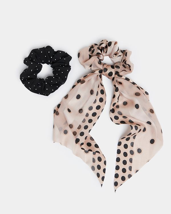 Tail Scrunchy - Pack Of 2
