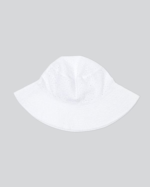 Broderie Hat