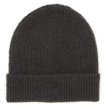 charcoalRibbed Hat