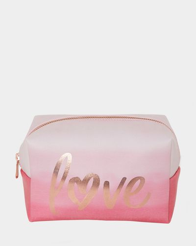 Love Make Up Bag