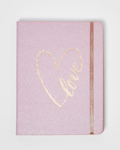 Love Soft Notebook