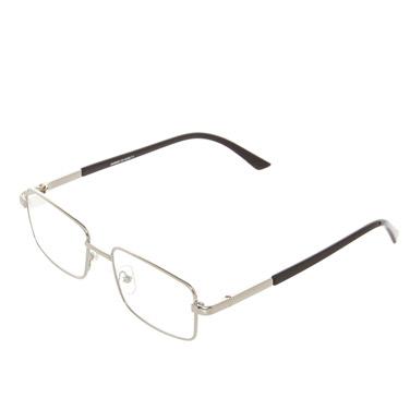 silverMetal Frame Reading Glasses
