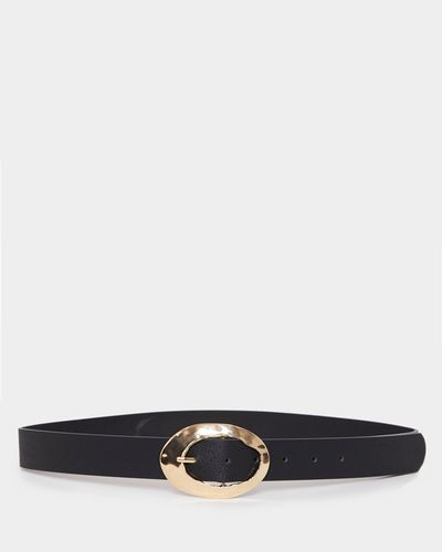 Gallery Distorted Buckle Belt