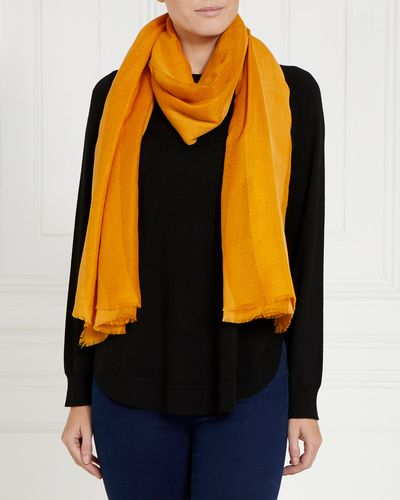 Gallery Solid Texture Scarf