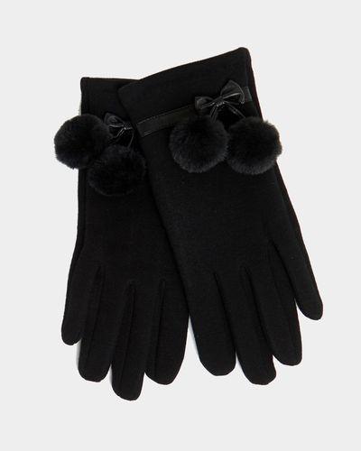 Gallery Pom Pom Gloves
