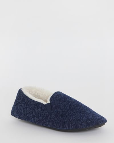 Knit Slippers