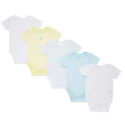 Sun And Sea Bodysuits - Pack Of 5