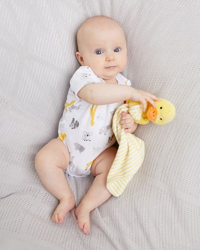 Unisex Bodysuit - Pack Of 5 (Newborn-9 months) thumbnail