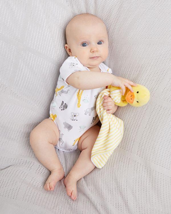 Unisex Bodysuit - Pack Of 5 (Newborn-9 months)