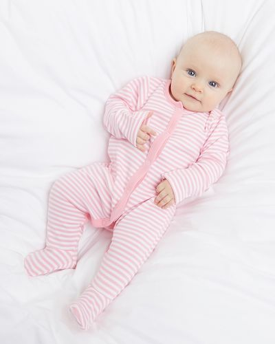 Sheep Organic Sleepsuit - Pack Of 3 (Newborn-12 months)