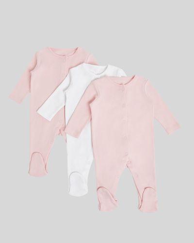 Sleepsuit - Pack Of 3 (Newborn - 9 months)