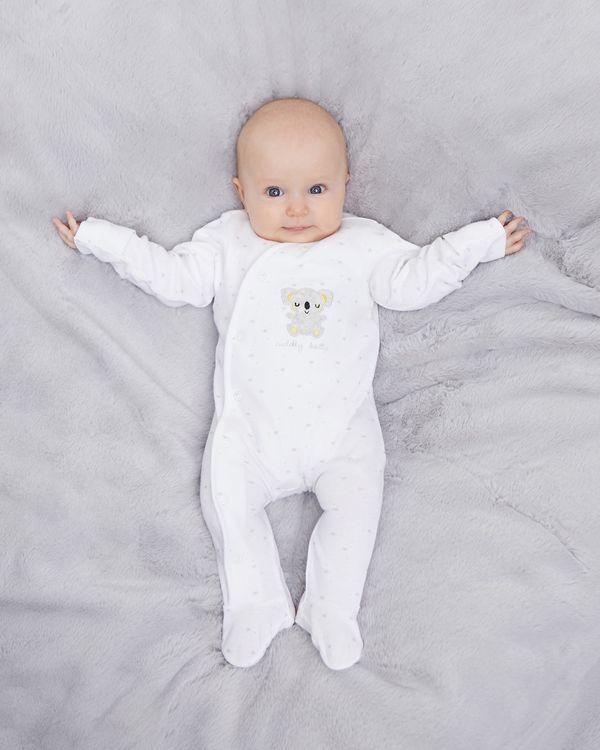 Koala Sleepsuit (Newborn-9 months)