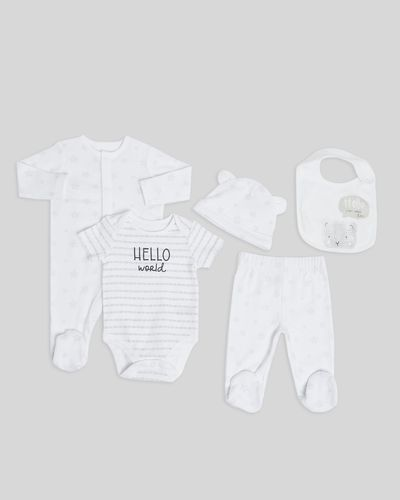 Star Gift Set - Pack Of 5 (Newborn-6 months)