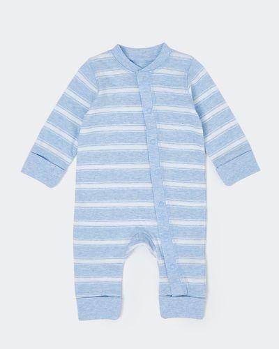 Stripe Sleepsuit (Newborn-18 months)