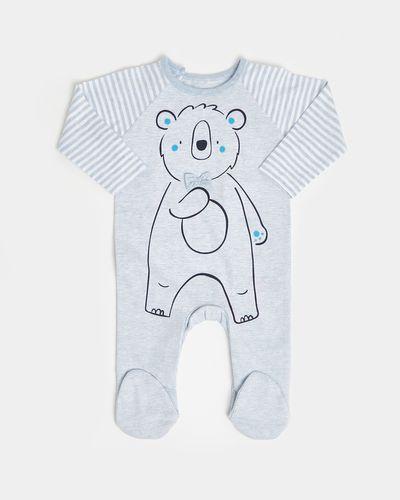 Bear Sleepsuit (Newborn-12 months)