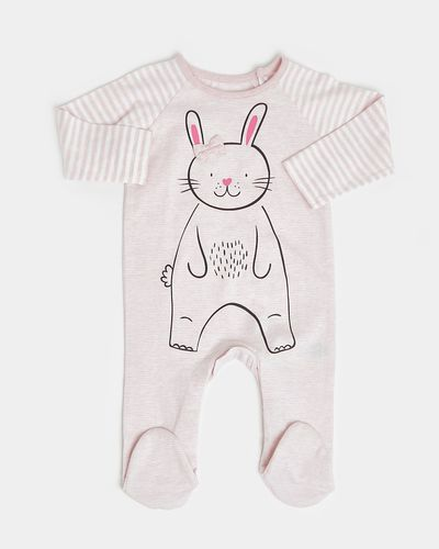 Bunny Sleepsuit (Newborn-12 months)