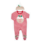 red Pudding Sleepsuit
