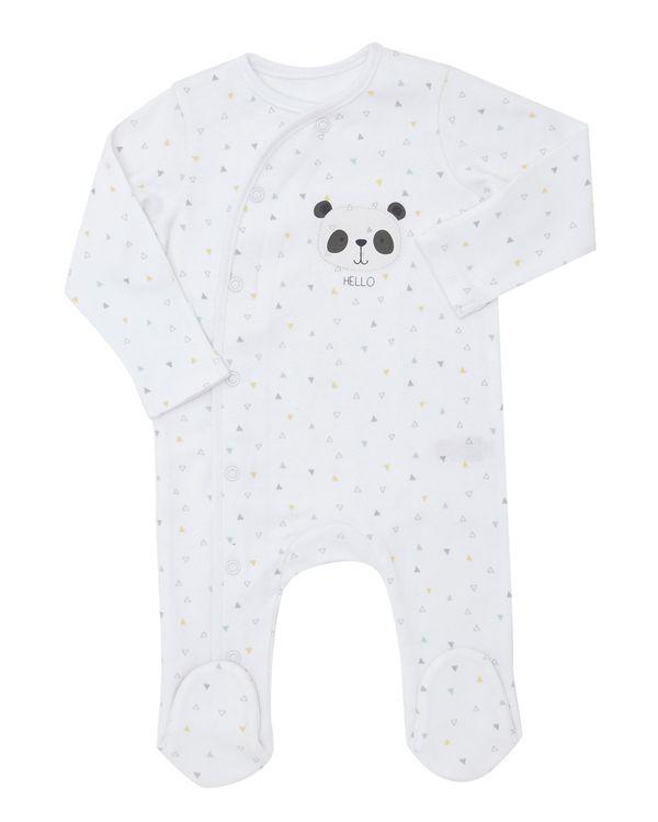 Panda Unisex Sleepsuit (Newborn-18 months)