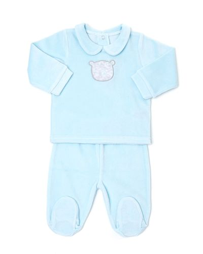 Two-Piece Boys Set (Newborn-9 months) thumbnail