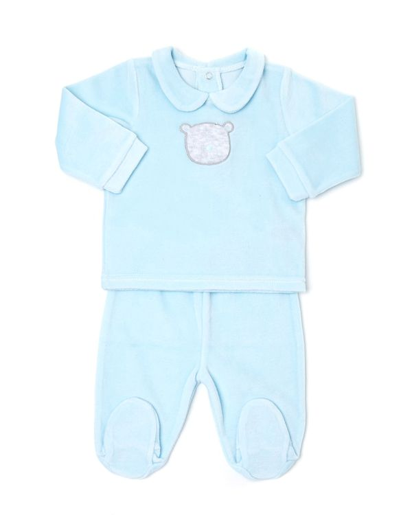 Two-Piece Boys Set (Newborn-9 months)