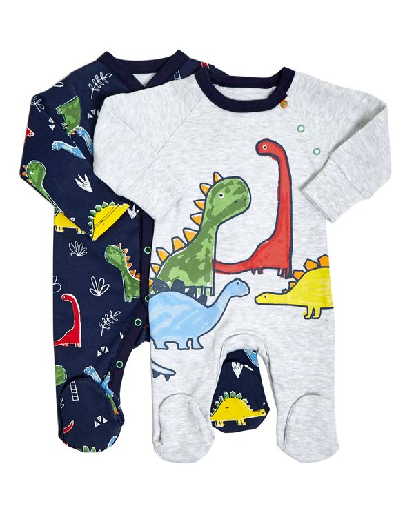 2Pk Dino S-Suits
