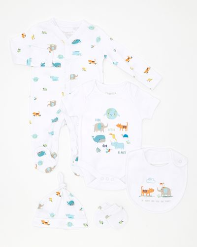 Organic Cotton Set