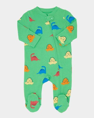 Dino Zip Sleepsuit
