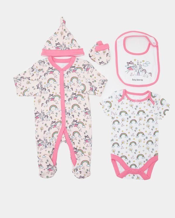 Fairy Gift Set - Pack Of 5 (Newborn-6 Months)