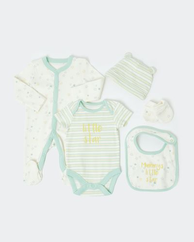 Star Gift Set - Pack Of 5 (Newborn-6 months)
