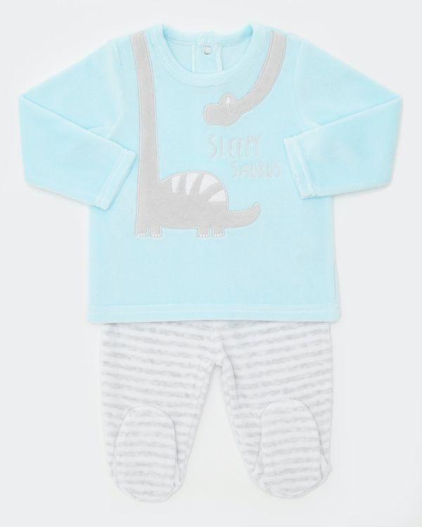 Two-Piece Dino Set (Newborn-9 months)