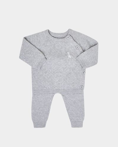 Two-Piece Knit Set (Newborn-12 months) thumbnail