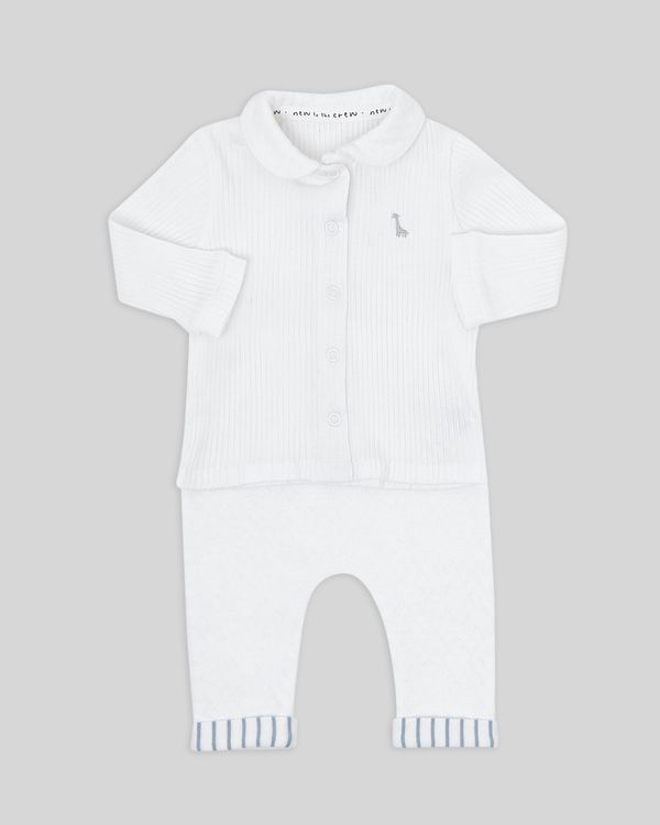 Two-Piece Texture Set (Newborn-12 months)