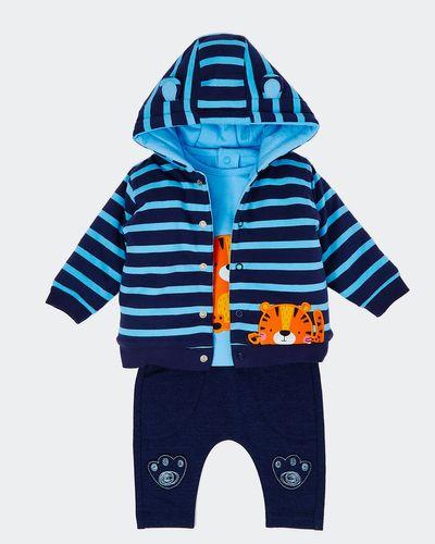 Three-Piece Jacket Set (0-12 months)