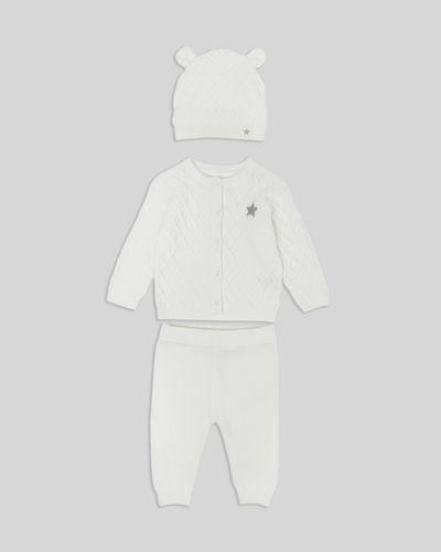Three-Piece Knit Set (Newborn-12 months)