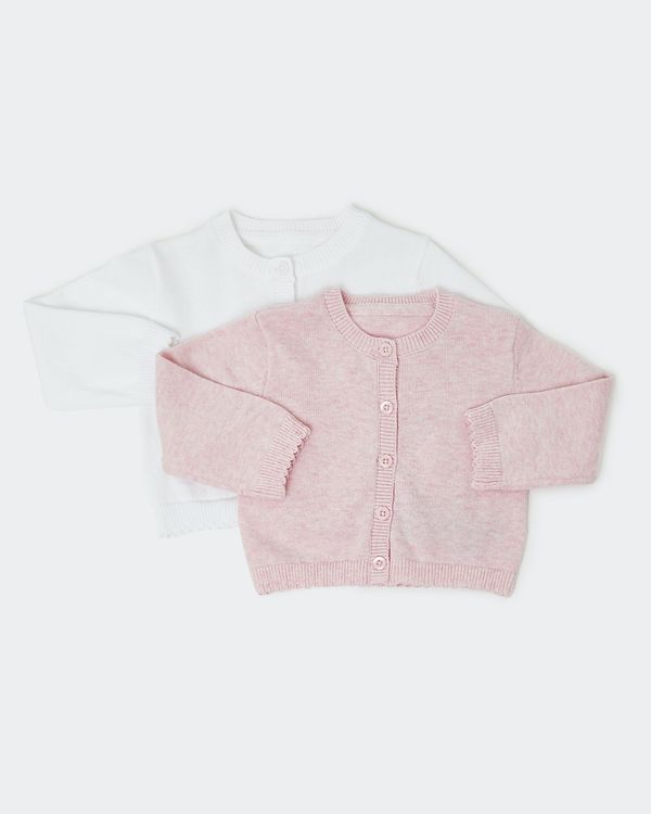Cardigans - Pack Of 2 (0-12 months)