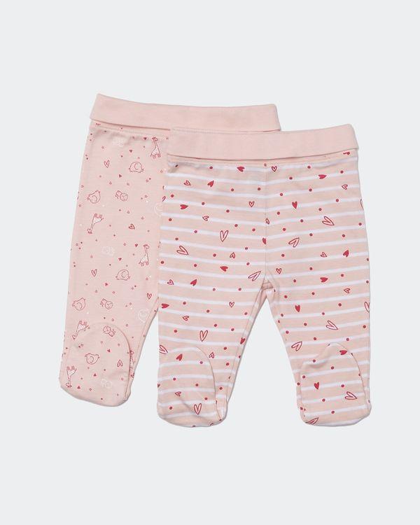 Two-Pack Leggings (Newborn-12 months)