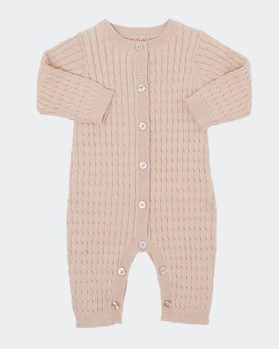 Knit Romper (Newborn-12 months) thumbnail